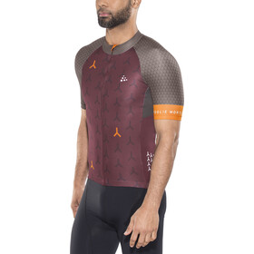 Craft Monument Maillot manches courtes Homme, giro di lombardia